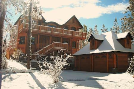 Lakeview Manor - 5br/5ba - Walk to Lake & Village - Big Bear Lake - Chalet
