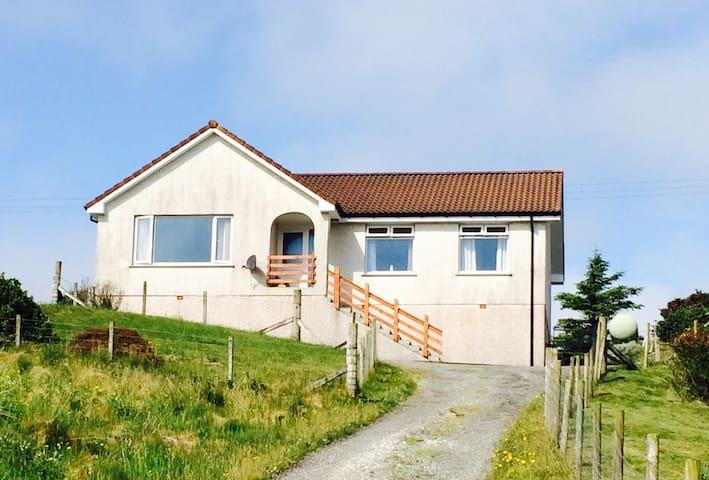 Canna Cottage, Isle of Barra