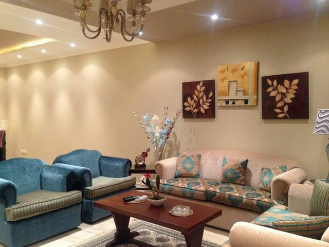apartment near from American university in Cairo