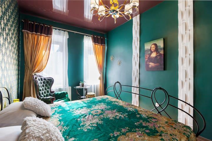 Deluxe Leopolli, 3 rooms