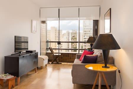 SUITE151 - Fradique Coutinho Subway - São Paulo - Apartment