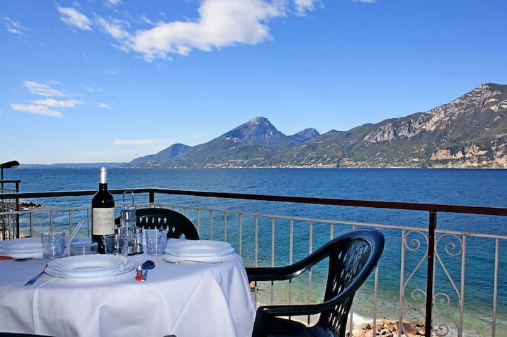 Haus and Beach 6 - Brenzone sul Garda - Pis