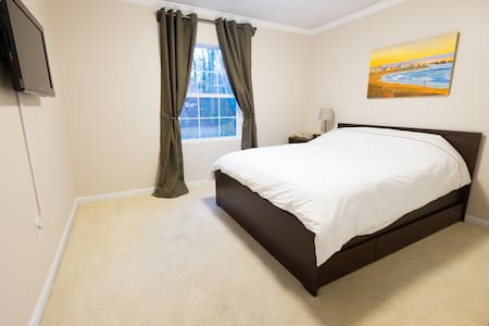A quiet, private room with many shared amenities - Smyrna - Hus