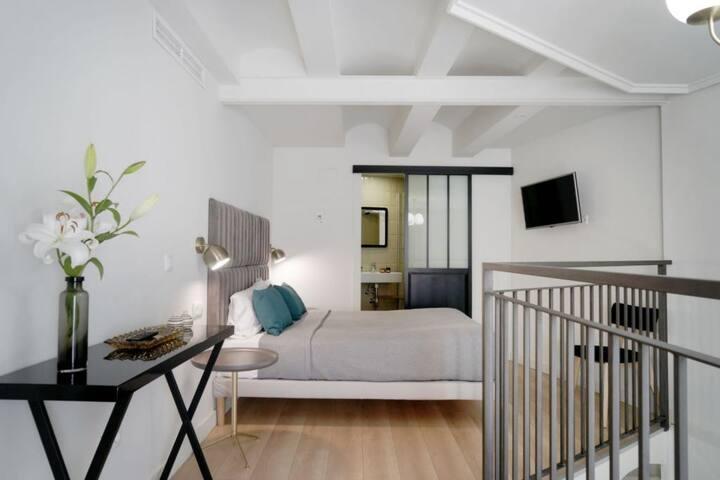 MD DESIGN HOTEL - Portal del Real - Duplex familiar con vistas - Tarifa estandar