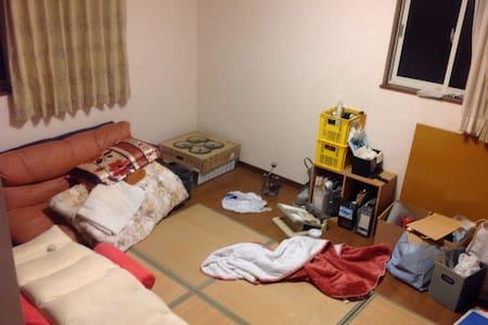 2階の個室 風呂トイレ洗濯機共用  - Tsuruga-shi