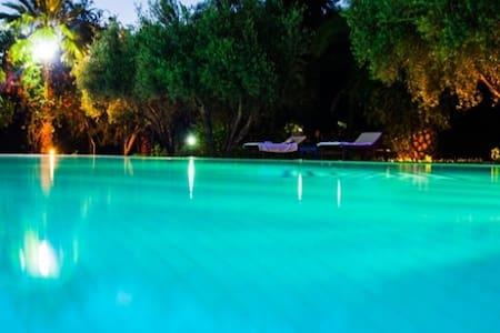 Douarna, Bungalow dans grande propriété - Marrakech - Bungalow