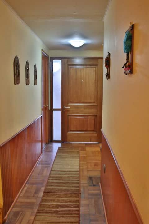 Hostal Itaf  ofrece una cómoda estadía en Arauco