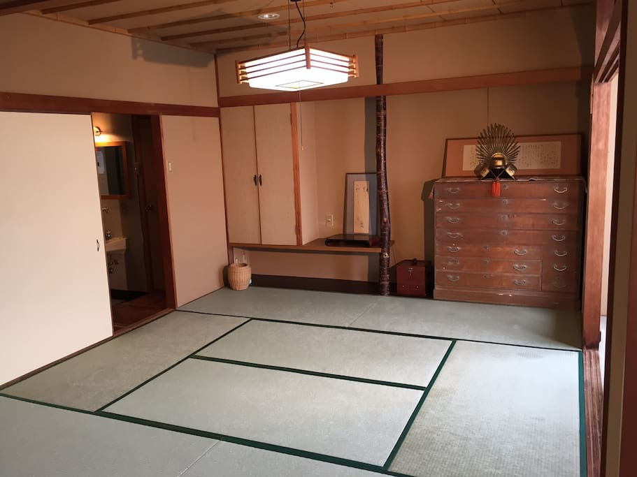 505 room japanese style