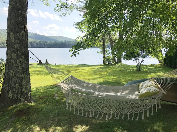 Lake Cottage swim, hike, bike, MoCA, river fun