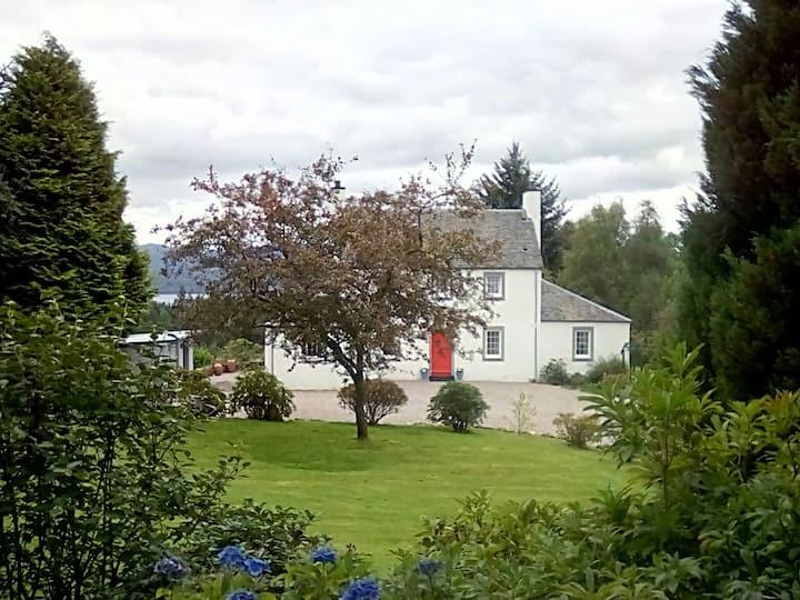 Barvrack House, Inverary, Argyll.