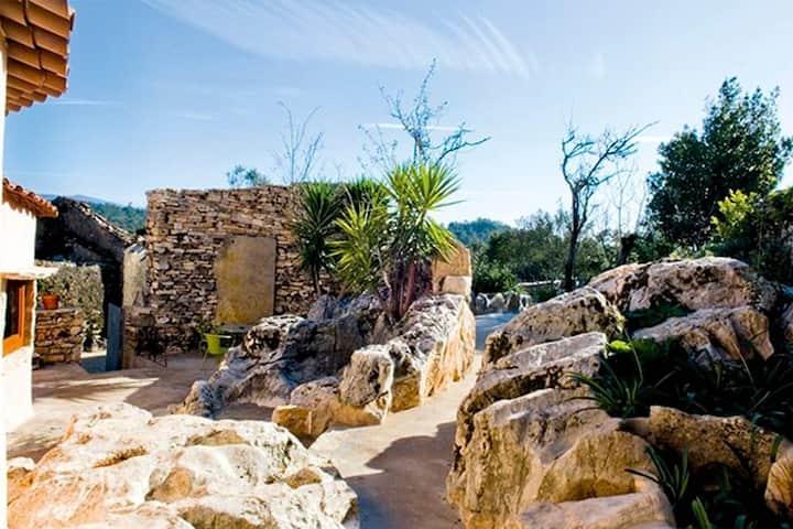 Villa Pedra Natural Houses | Casa do Limoeiro