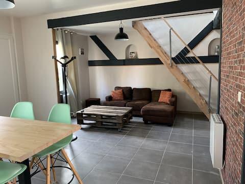 Viry with ground floor bedroom