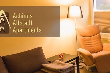 kernsanierte Apartments im Zentrum - Wülfrath