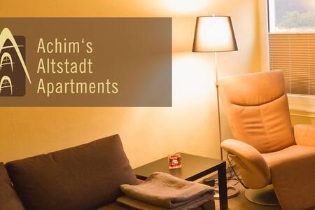kernsanierte Apartments im Zentrum - Wülfrath - 公寓