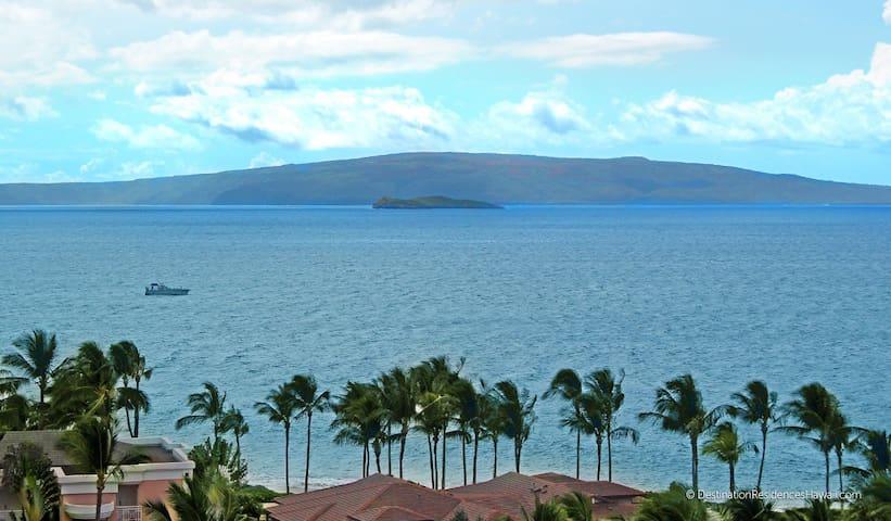 Wailea Beach Villas Penthouse 504 - 2Bd Oceanview - Kihei - Villa