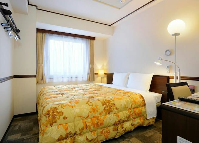 30m to TDL & Haneda Ap.  Acqed. ISO9001 safe&clean - shinagawa - Bed & Breakfast