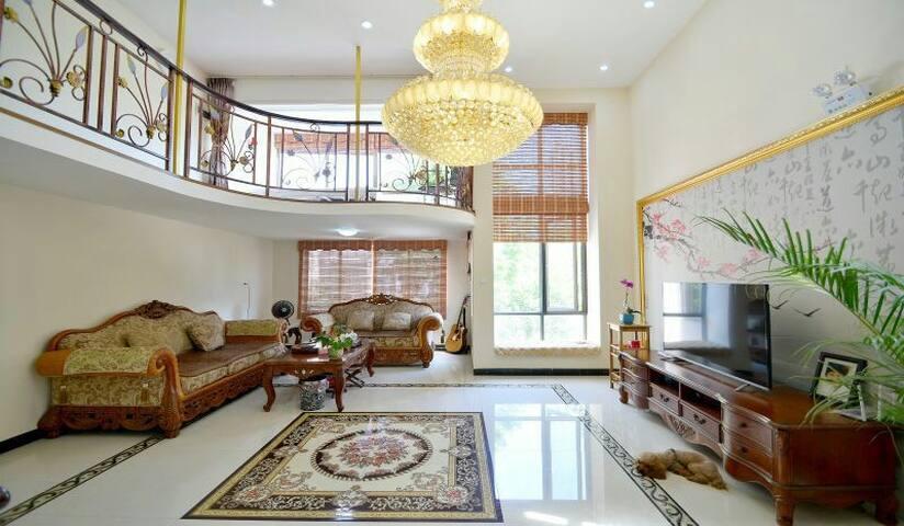 银滩别墅豪华套房(2室1厅) - Beihai - Villa
