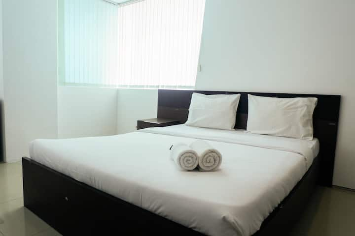 Relaxing 2BR at High Point Serviced Apartment