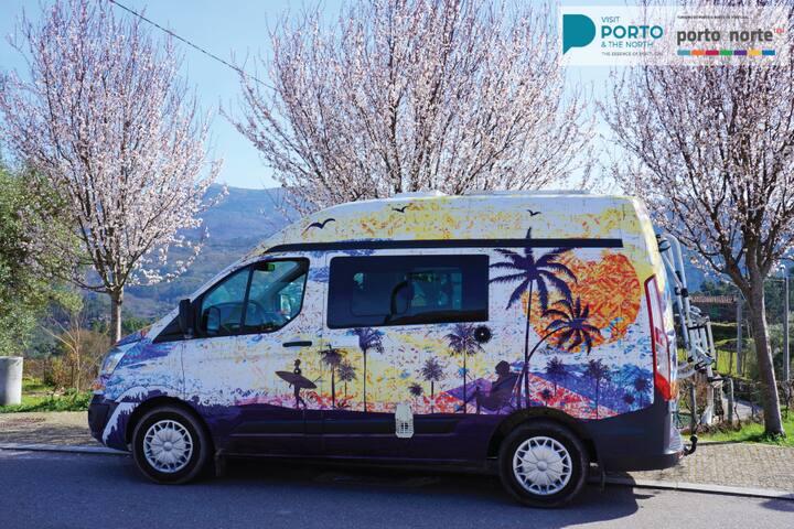 The Getaway Van - SUNSHINE