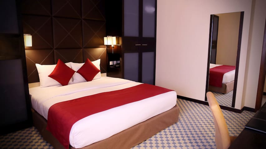 One Bedroom Fully Serviced Apartment Abu Dhabi