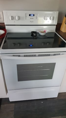 Brand new stove