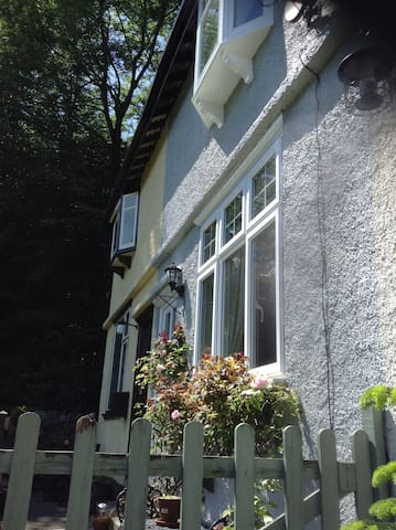 Cliff View Cottage, short walk to Matlock antiques - Matlock Bath - Hus