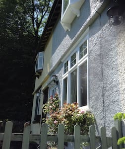 Cliff View Cottage,  for exploring Derbyshire - Matlock Bath