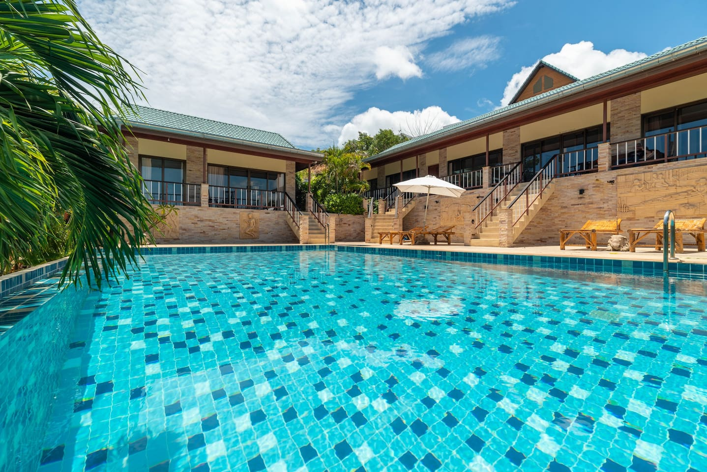 Quantic Jump Villa - Sunset seaview Villa with 4 independant bedrooms and big swimming pool