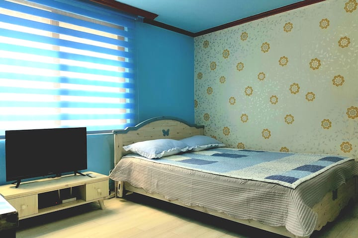 Cheongju Happy House(청주 행복한 집) Blue