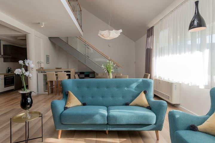 Millennium Deluxe apartman 4