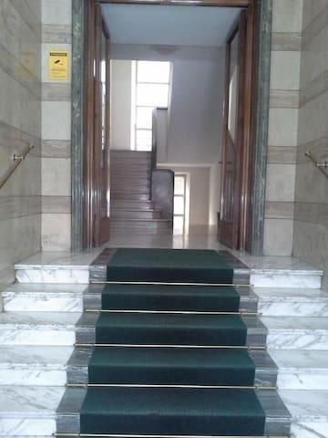 entrata edificio