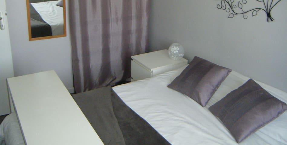 Chambre agréable entre Thionville et Metz
