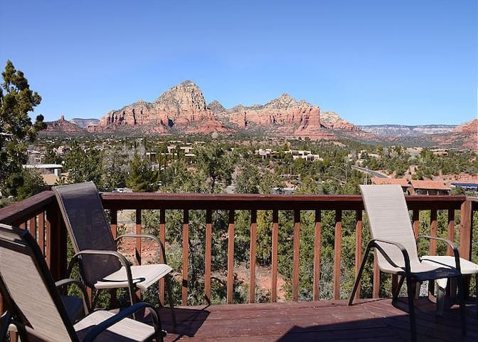 Comfortable, well maintained, two story home with Spectacular Views BRINS - MESA - S003