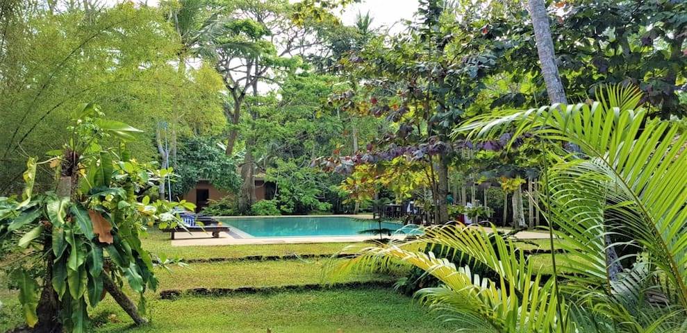 2 Bedroom Villa with pool in a gated community