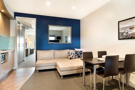 Sur la Plage - large & luxurious - Cowes - Apartment