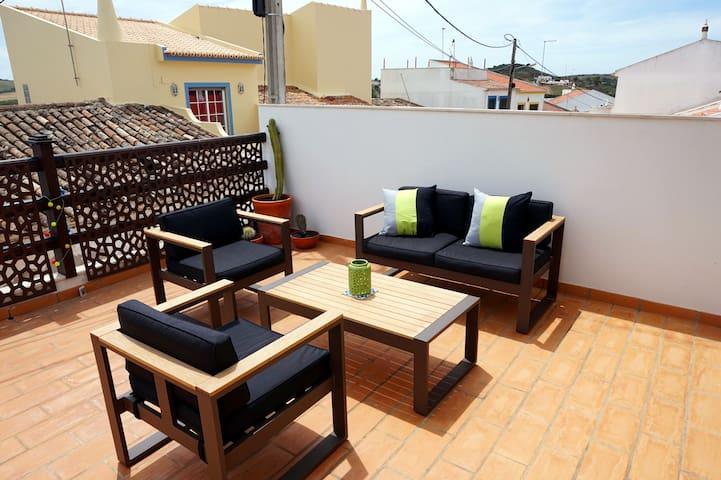 NEW! Village house close to beaches & Sagres - Raposeira - House