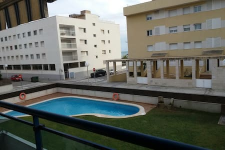Double room 1 minut walk from the beach - Cubelles - Lejlighed
