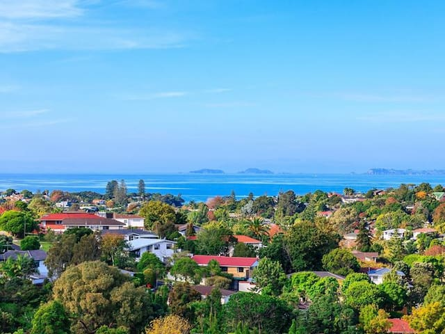 Fantastic Sea-View & Peaceful Holiday Home - Auckland - Villa