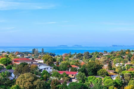 Fantastic Sea-View & Peaceful Holiday Home - Auckland