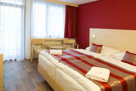 Studio with breakfast (hotel room without kitchen) - Prag - Bed & Breakfast