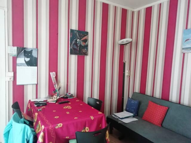 Belle Appartement en centre ville de Dieppe