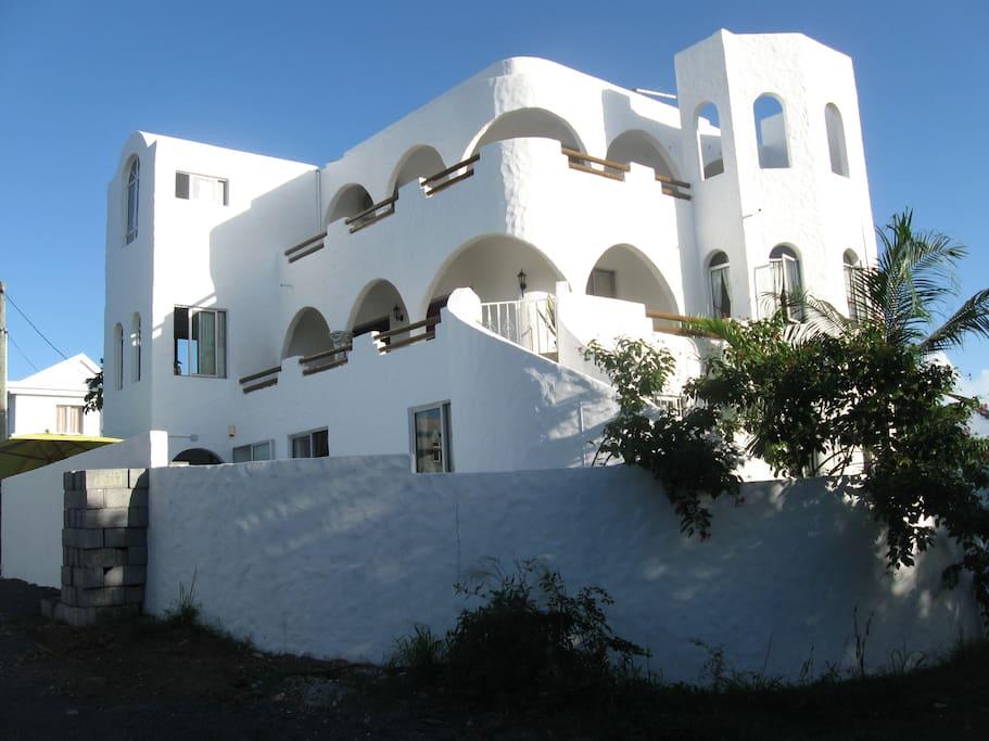 huvila mauritiuksella h user zur miete in grand gaube bezirk rivi re du rempart mauritius. Black Bedroom Furniture Sets. Home Design Ideas