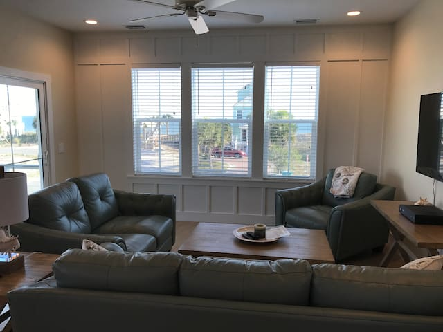 A Brand New Beach House on St. George Island, Fl