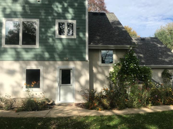 Private accessible Conshohocken Guest Suite