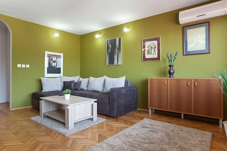 SkopjeLUX Apartments - 2' by Square Macedonia - Lejlighed