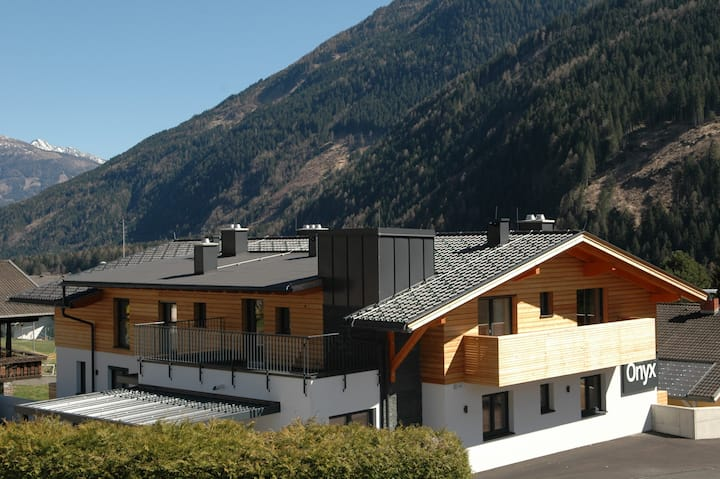 Apartments Onyx in natural park Hohe Tauern