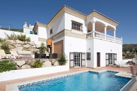 Spanish Village 50 mins drive from Malaga airport - Alcaucín - Villa