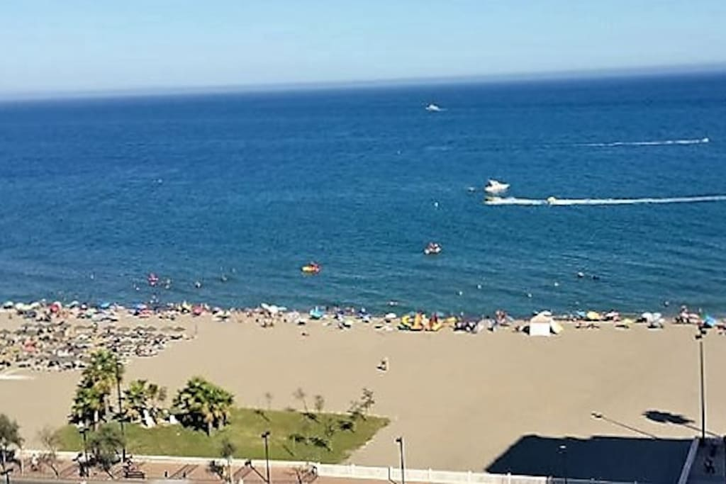 Great View of the Mediterranean Sea, Close to all amenities, A fantastic place to stay.