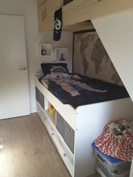 kinderkamer, childrens bedroom