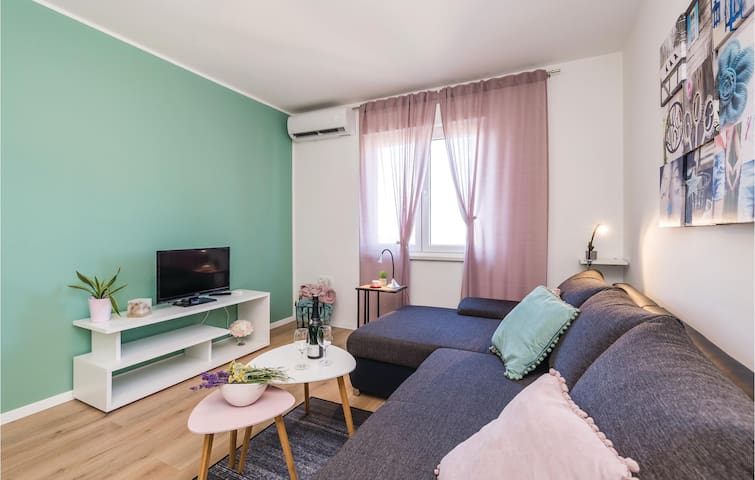 Holiday apartment with 1 room on 30m² in Rijeka